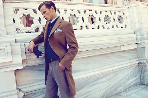 Мужские кампании: Calvin Klein, Sergio K и другие. Изображение № 1.