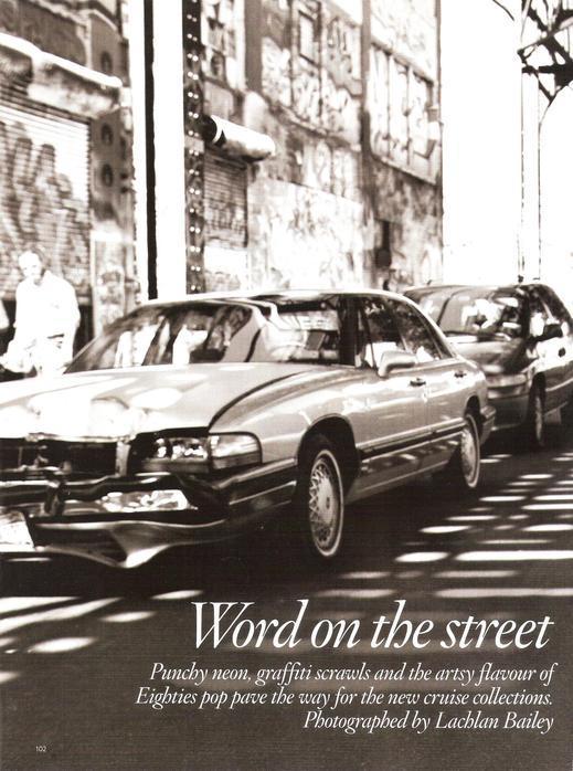 Vogue UK: Word OnThe Street. Изображение № 1.