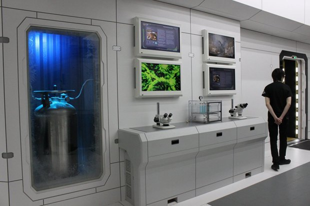 Опубликованы фото с интерактивной выставки «Мстителей». Изображение № 8.
