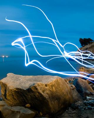 Да будет свет: 7 мастеров по световым граффити. Изображение № 27.