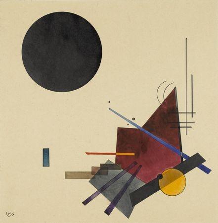 Коллекция работ В.В. Кандинского. Изображение № 87.