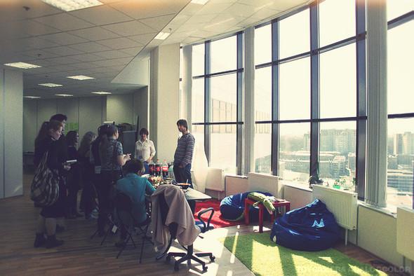 Изображение 3. Яндекс и e-Legion открыли свои двери для школьников.. Изображение № 2.