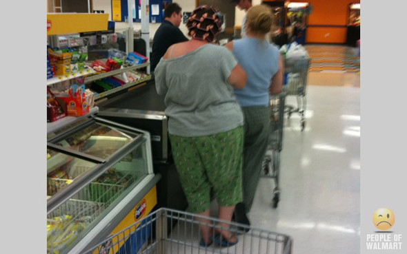 Покупатели Walmart илисмех дослез!. Изображение № 126.