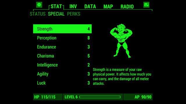 Вышло приложение PipBoy для Fallout 4 . Изображение № 1.