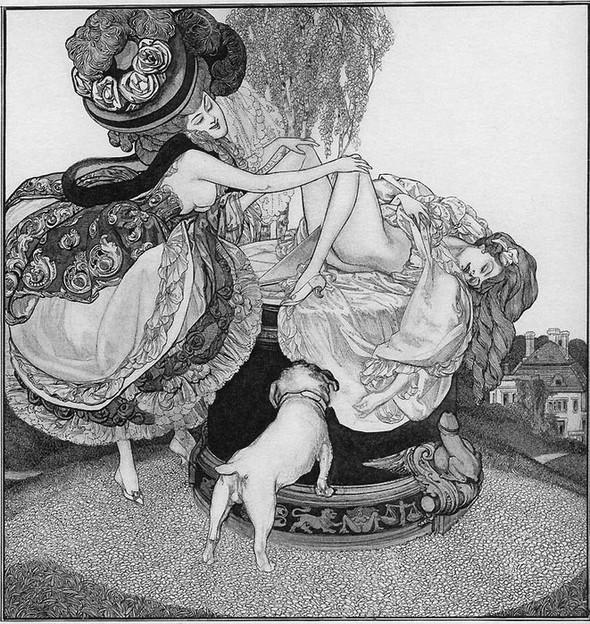 Декадент Франц фон Байрос. Изображение № 18.