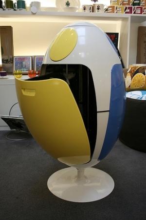 Gianluca Soldi яйцо длямусора. Изображение № 3.