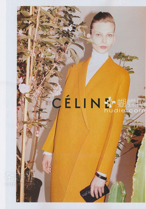 Превью кампаний: Anna Sui и Celine. Изображение № 3.