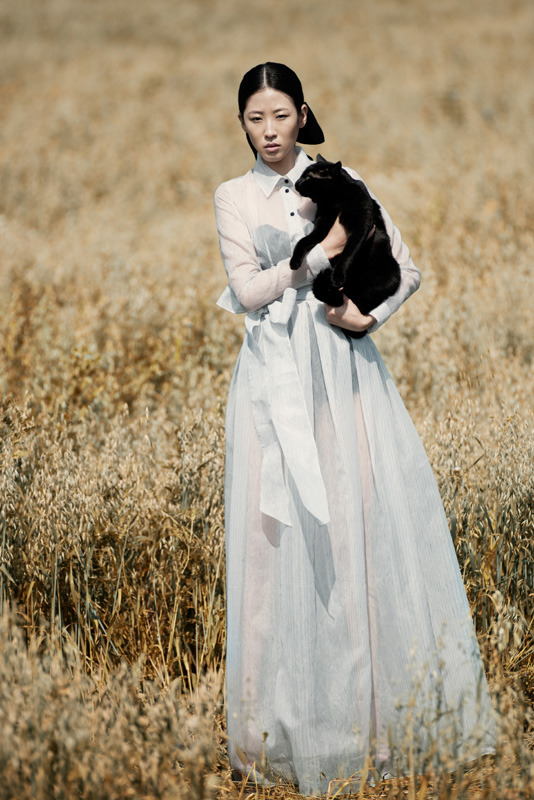Лукбук: Oksana On x Lada & Alex. Изображение № 10.