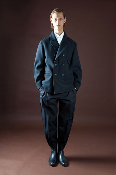 Лукбук: Christophe Lemaire 2012 Fall/Winter. Изображение № 1.
