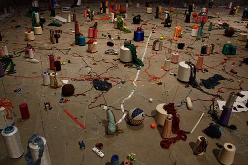 Международная выставка современного исскуства вВенеции. Изображение № 15.