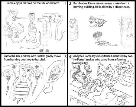 Испорченные Комиксы. Изображение № 5.