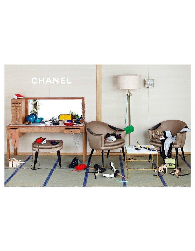 Chanel сняли несовершеннолетних моделей для новой кампании. Изображение № 6.