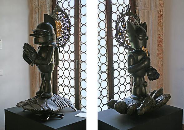 Изображение 132. Венецианская Биеннале: Занимательная география.. Изображение № 136.