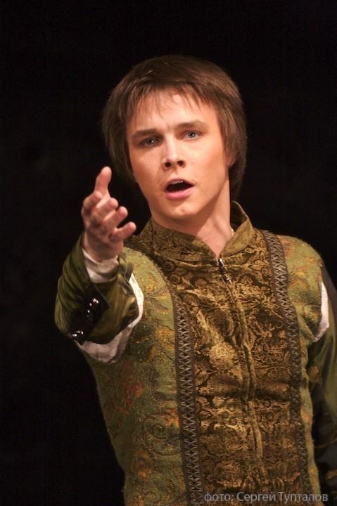 «Ромео иДжульетта»: неожиданный взгляд Сергея Алдонина. Изображение № 1.