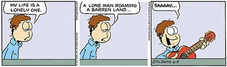 Garfield minus garfield. Изображение № 5.