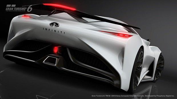 Концепт: суперкар Infiniti для игры Gran Turismo. Изображение № 19.