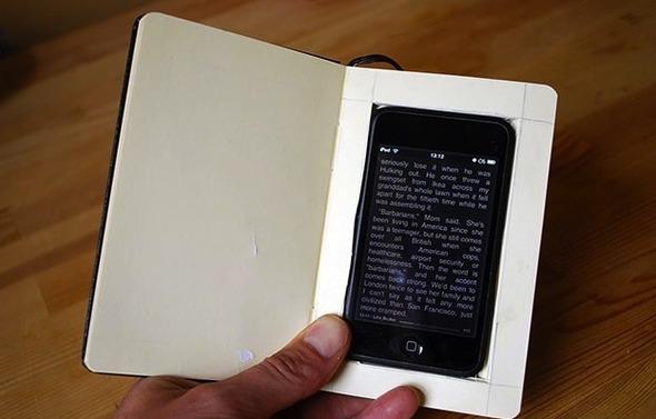 Как украсить свою записную книжку. Изображение № 5.