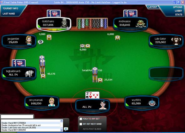 Онлайн-покер завоевывает сердца . Изображение № 3.