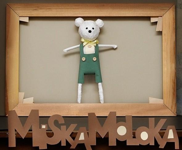 MiskaMoloka душевные игрушки ручной работы из бумаги. Изображение № 9.