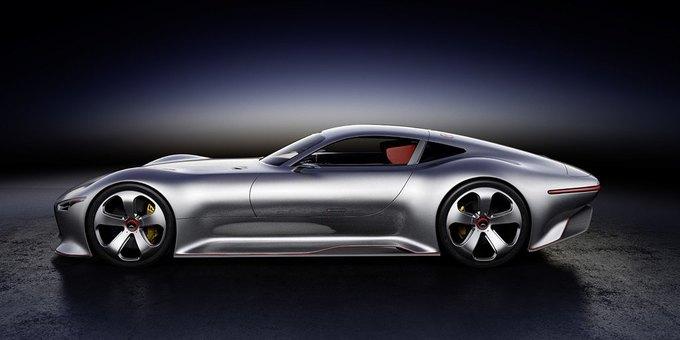 Mercedes-Benz разработала концепт спорткара для новой части Gran Turismo. Изображение № 15.