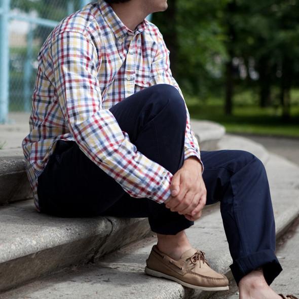 Oliver Spencer. Современный британский стиль. Изображение № 8.