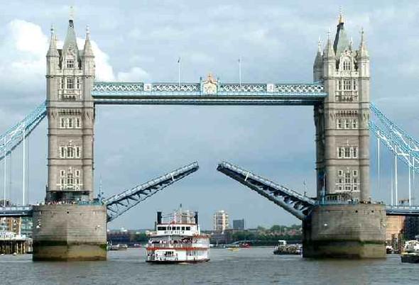 Самые красивые мосты мира. Изображение № 11.