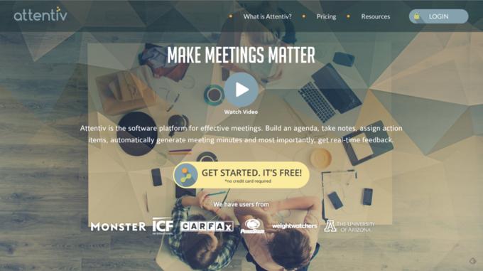 Приложение: деловые онлайн-конференции для интровертов . Изображение № 1.