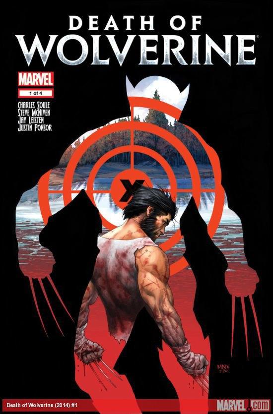 Издательство Marvel готовится убить Росомаху. Изображение № 1.
