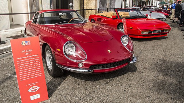 Фото: выставка суперкаров Ferrari в Беверли-Хиллз. Изображение № 5.