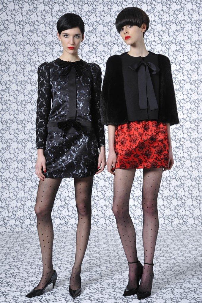 Versace, Louis Vuitton и Robert Rodriguez показали предосенние коллекции. Изображение № 6.