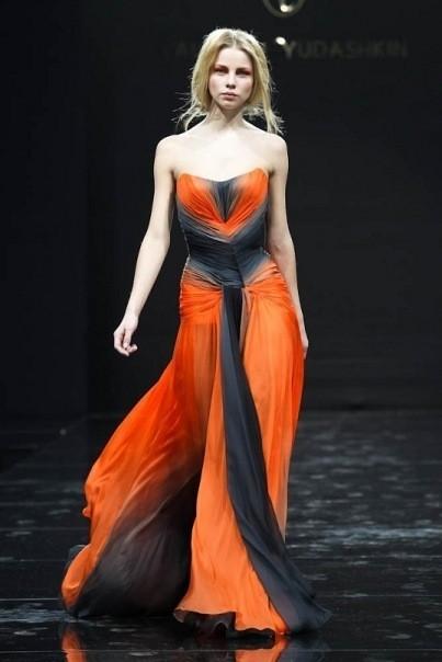 Изображение 4. Volvo Fashion Week. День 1. Valentin Yudashkin fall-winter 2011/12.. Изображение № 4.
