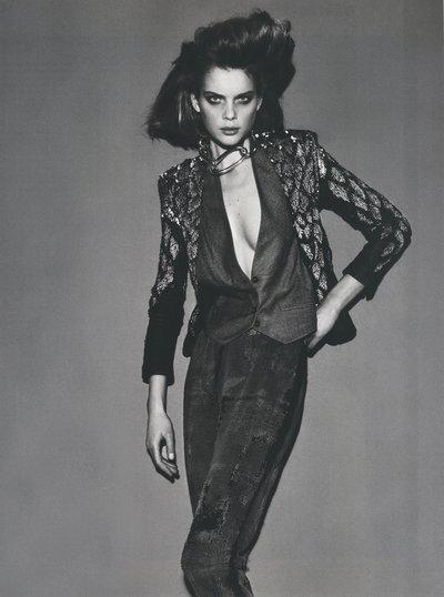 Top50. Девушки. Models. com. Изображение № 21.