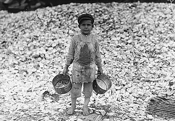 Эксплуатации детского труда в Америке (1910 год).И эмигранты США. Изображение № 34.
