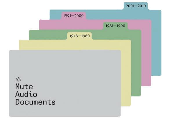 История лейбла: Mute Records. Изображение № 1.