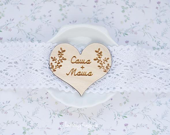 Свадебные мелочи от Twenty Fingers. Изображение № 4.