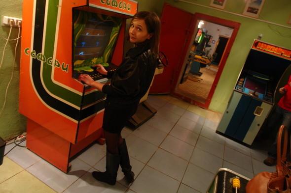 Музей работающих советских игровых автоматов. Изображение № 11.