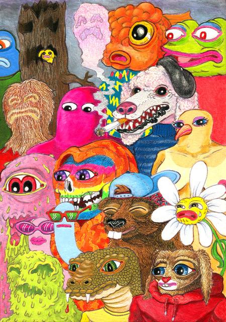 Beautiful monstros. Изображение № 13.
