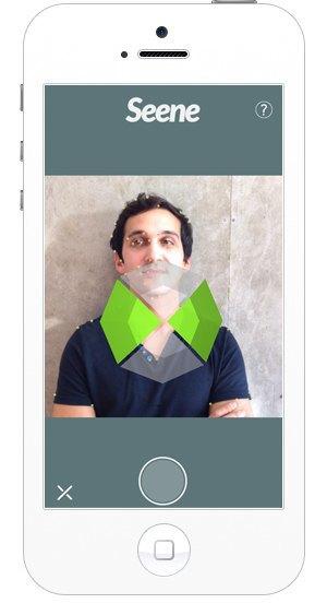 Seene: Как сделать Instagram в 3D-формате. Изображение № 7.