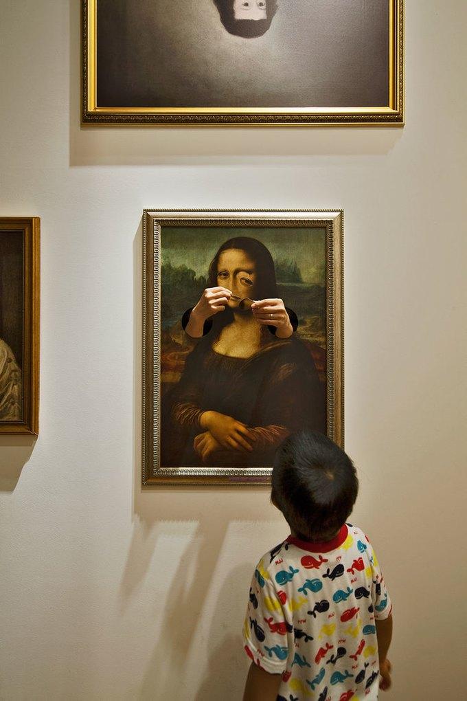 В Токио детям разрешили бегать и шуметь в музее. Изображение № 7.