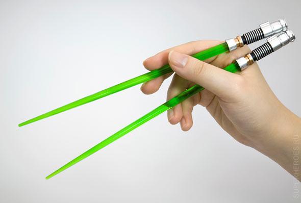 Палочки для еды в стиле Star Wars. Изображение № 3.