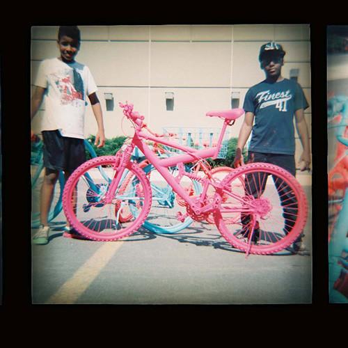Good Bike Project: велосипед как искусство. Изображение № 11.