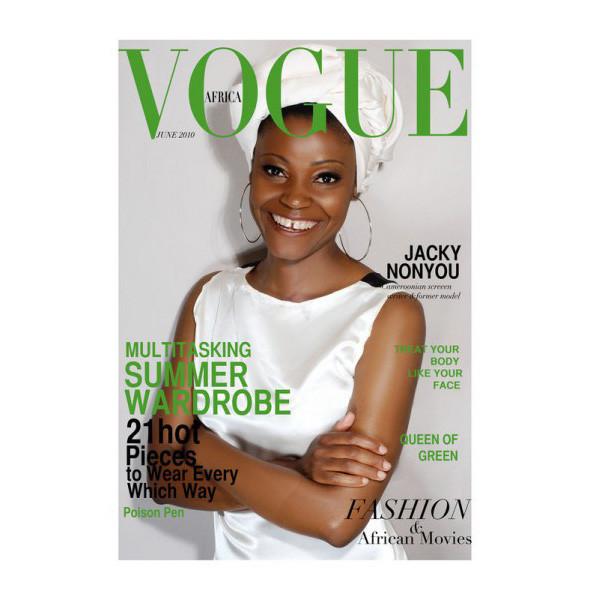 Conde Nast запретил издавать Vogue в Африке. Изображение № 4.