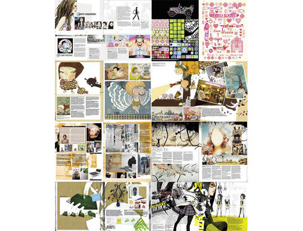 Изображение 8. Журналы недели: 6 популярных изданий о графическом дизайне.. Изображение № 8.