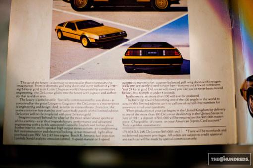 DeLorean. Автомобиль-легенда. Часть 2. Изображение № 10.