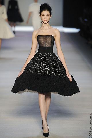 Top-10 SS09 collections (Paris FW) поверсии Style. com. Изображение № 58.
