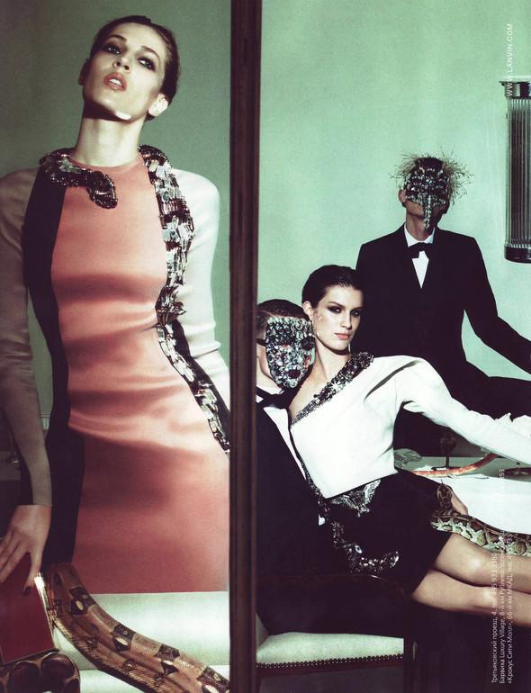 Превью кампаний: Lanvin и ck Calvin Klein. Изображение № 1.