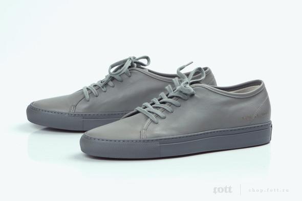 Common Projects - недешевая обувь. Изображение № 6.
