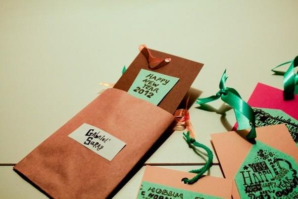 Миша и открытки - Gabriel Saray. Изображение № 8.