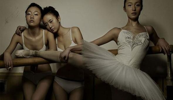 Китайский социализм и высокая мода, от Квентина Шиха. Изображение № 23.