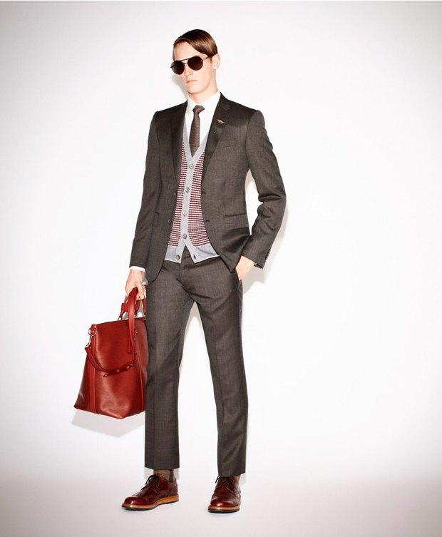 Показаны новые лукбуки Gucci, Louis Vuitton и Prada. Изображение № 33.